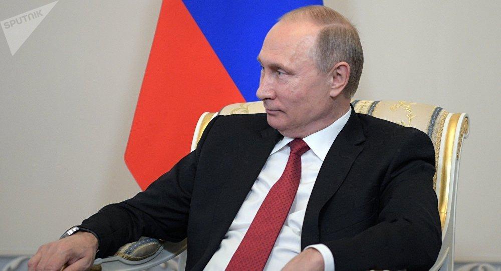 普京:俄罗斯正在技术安全方面作出努力