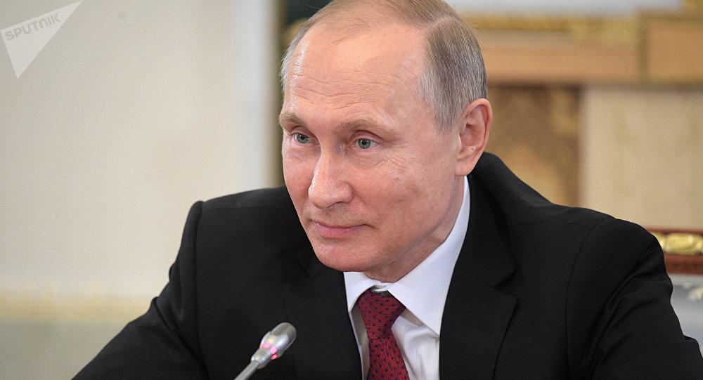 普京:谈论俄罗斯对美国可能的新制裁进行公开回应为时尚早