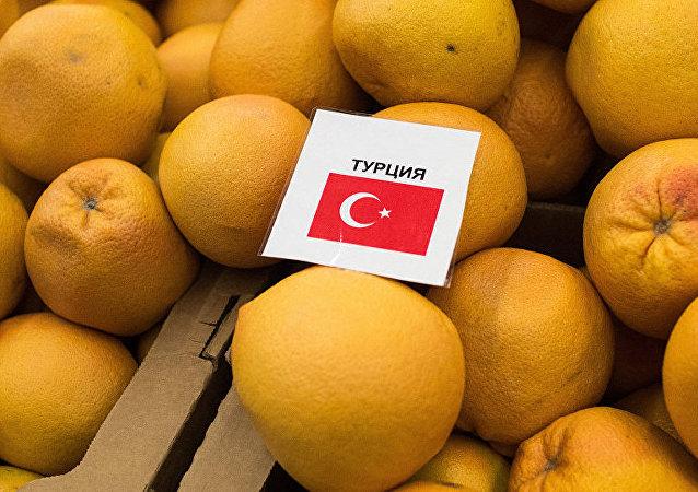 俄政府取消对进口土耳其产品的限制 番茄除外