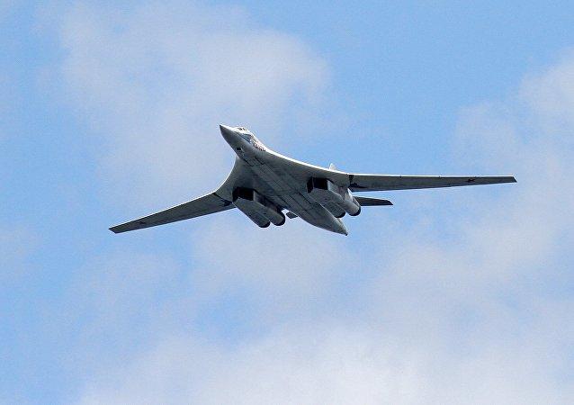 图-160战略轰炸机