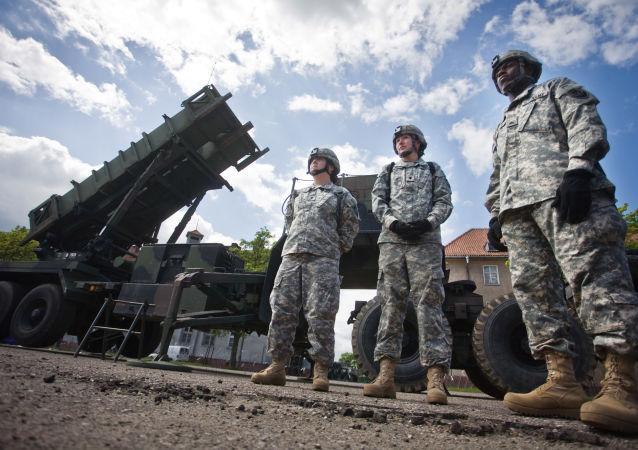 美国军事在波兰