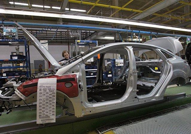 俄索勒斯公司3年内将向中国供应3.8万辆车