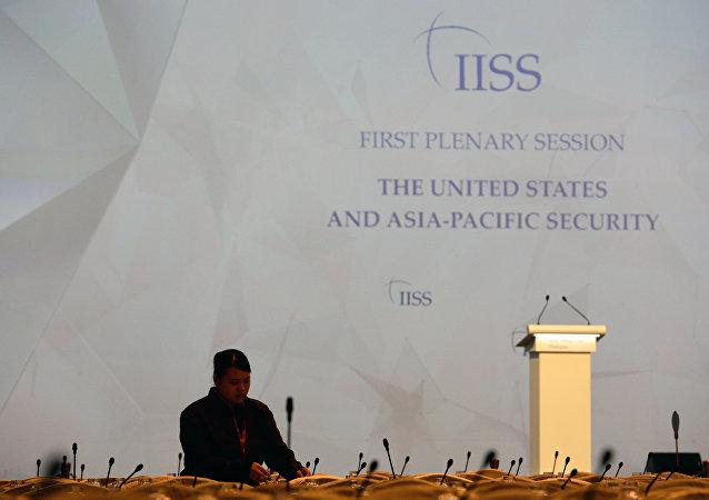 """""""香格里拉""""亚太地区安全问题国际会议"""