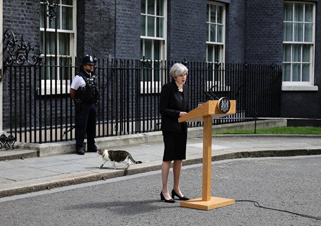 英国将致力于达成抵制网络极端主义的国际协议