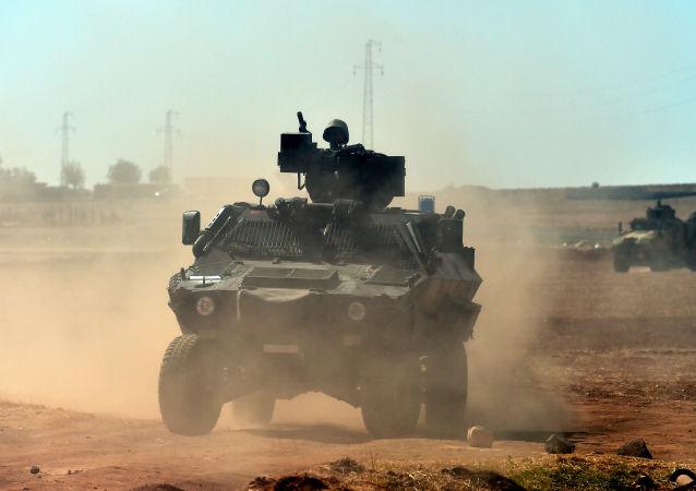 8名库尔德工人党成员在土耳其东北部被打死