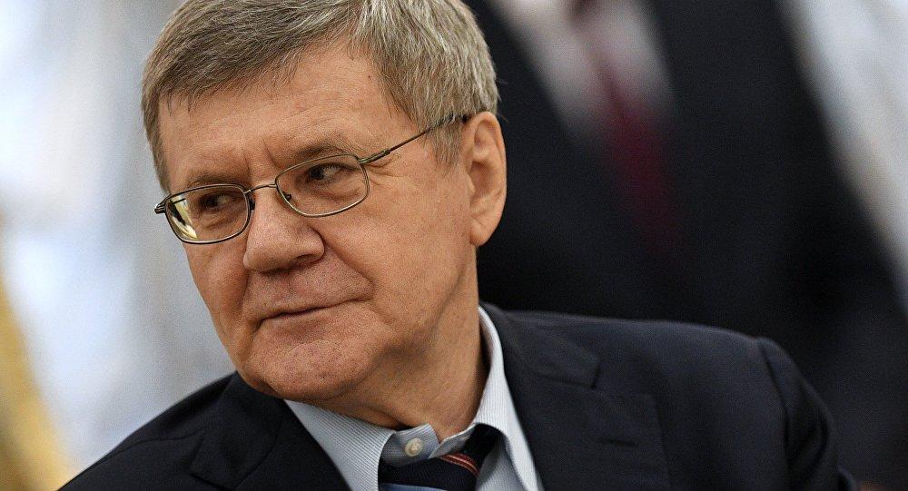 俄上半年反腐案件减少14% 俄总检察长不满