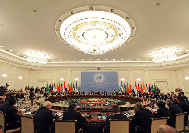 中国加大伊朗加入上合组织支持力度