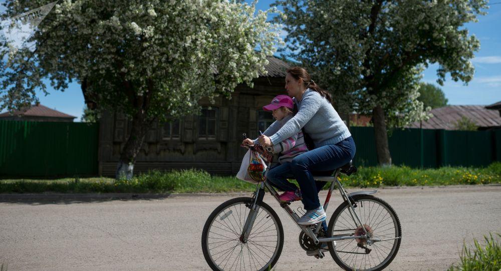 专家:骑自行车增强性欲