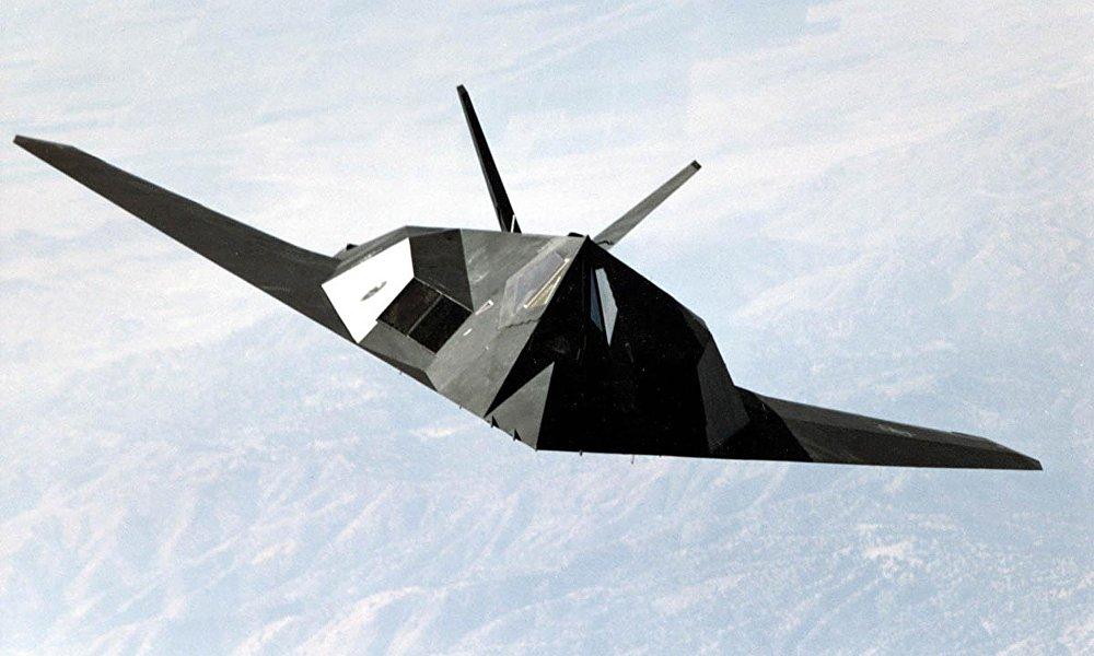 隐形技术 隐形飞机制造技术产生于前苏联.