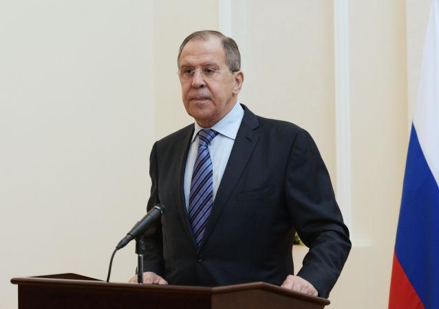 俄外长:叙利亚冲突降级区不是分割该国的前提