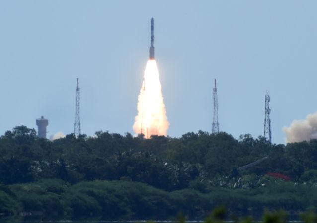 印度成功发射GSAT-19卫星