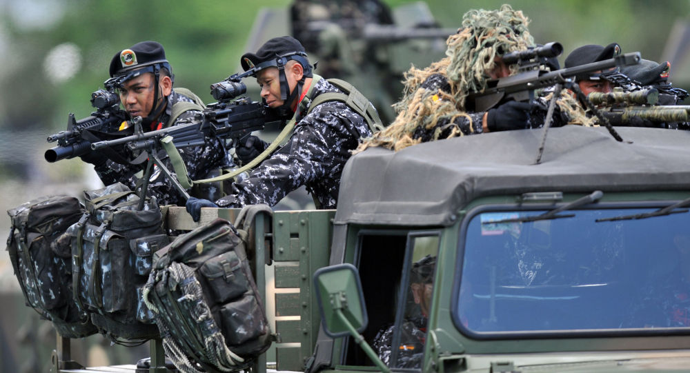 媒体:菲军近3周于马拉维消灭200余名武装分子
