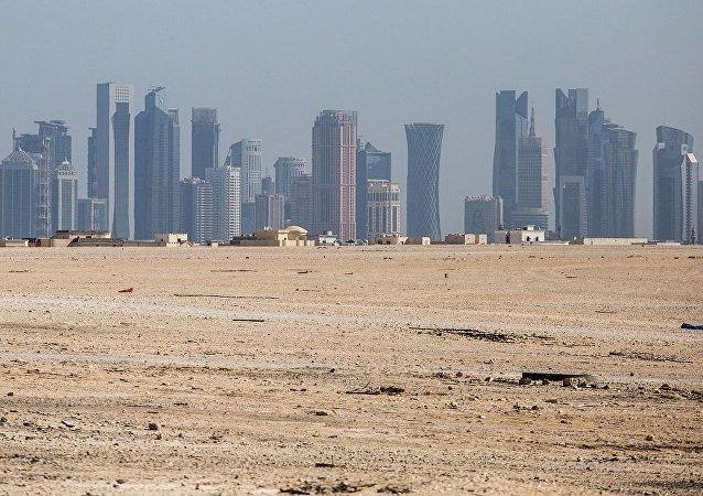 俄罗斯巴林领导人:卡塔尔局势对中东状况造成负面影响
