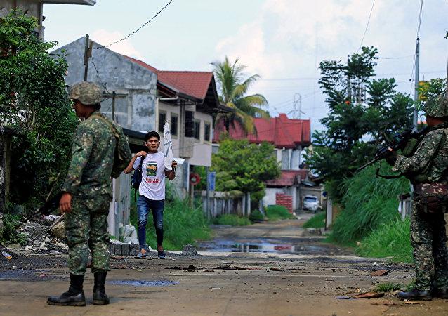 媒体:菲防长宣布马拉维战事结束