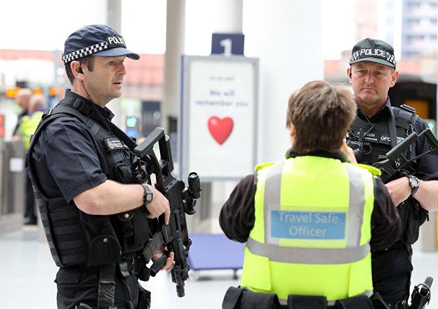 英国警方需新增逾17.1亿美元用以打击恐怖主义