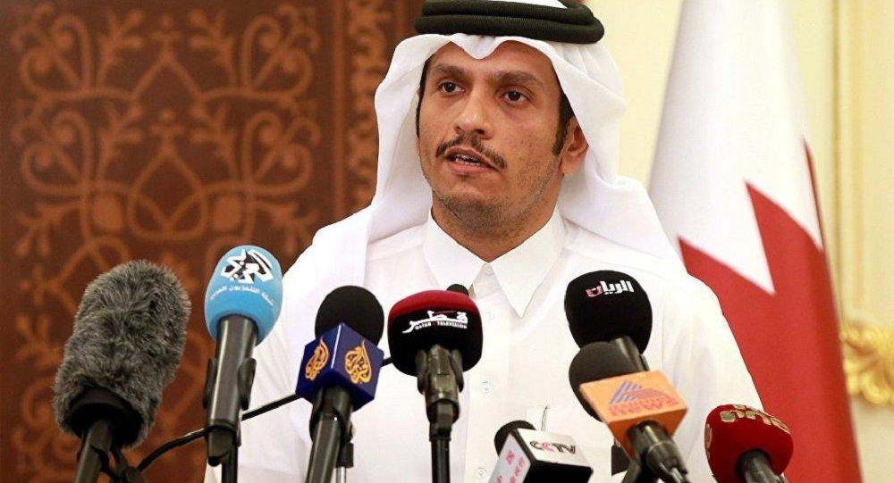 卡塔尔外长穆罕默德·阿勒萨尼