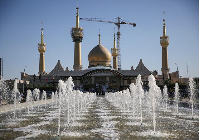 德黑兰霍梅尼陵墓