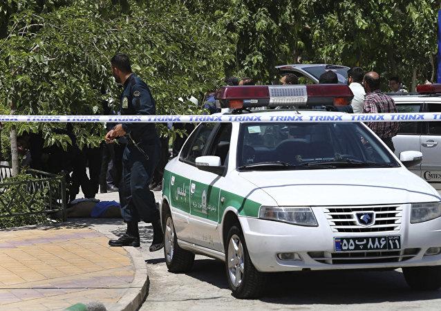 伊朗再捕6名德黑兰恐袭嫌犯