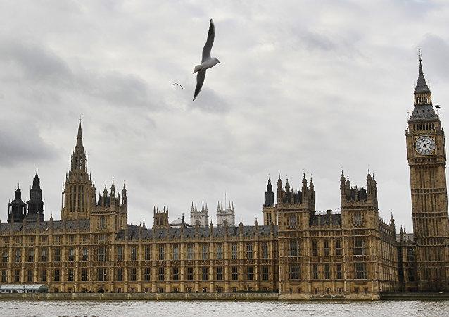 英国议会 (British parliament - Palace of Westminster)