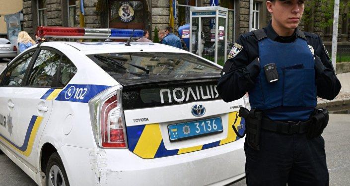 一名中国企业家在基辅遭到抢劫