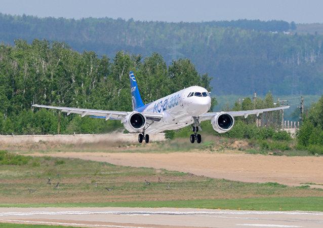 俄近期将完成对МС-21飞机新复合材料机翼的测试