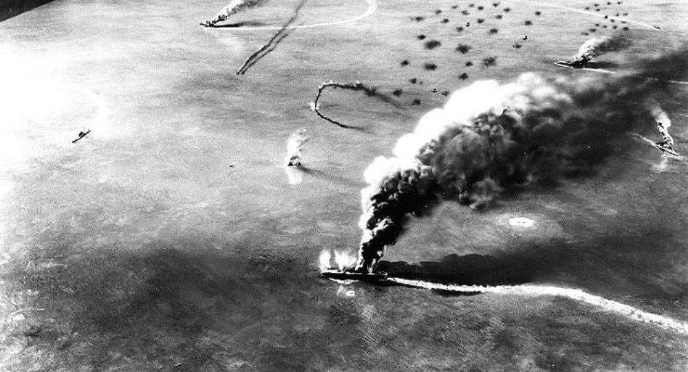 中途岛海战