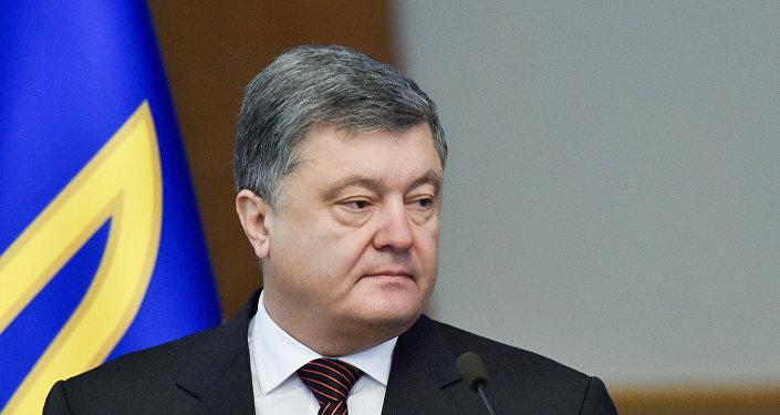 民调:约80%乌克兰民众不认同波罗什科总统的政策