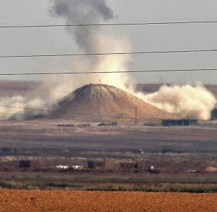 国际联军在俄暂停执行在叙飞行安全备忘录后缩小空中打击地理范围
