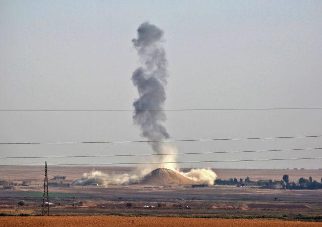 2014年至今叙利亚和伊拉克1000多平民因美联军空袭丧生