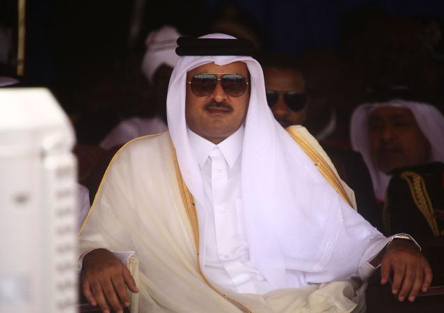 卡塔尔埃米尔称该国独立政策招致冲突