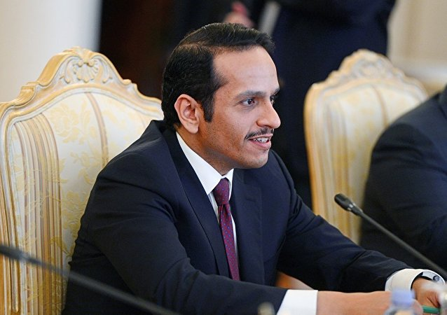 卡塔尔外交大臣穆罕默德