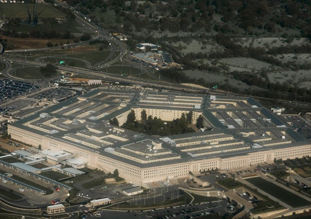 美国国防部所在地五角大楼
