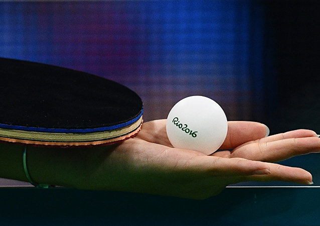 国际奥委会:乒乓球混双比赛已被纳入2020年东京奥运会比赛项目
