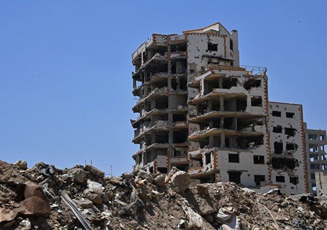 """《华尔街日报》:俄美就叙利亚问题已进行""""秘密谈判"""""""