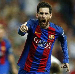 巴塞羅那俱樂部計劃和梅西簽訂終身合同