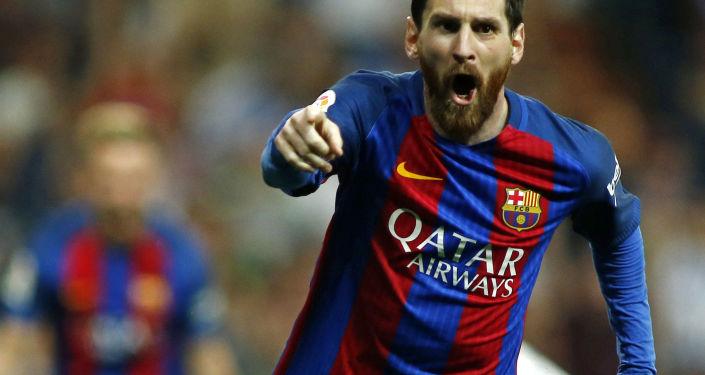 黑客宣佈梅西轉入皇家馬德里俱樂部