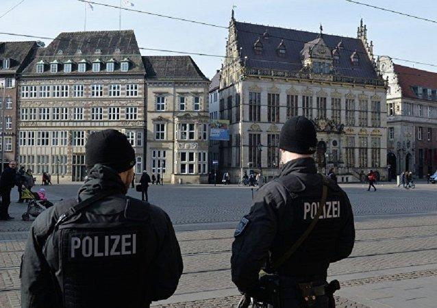 喷射气体致约20名德国儿童受伤