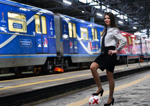 联合会杯主题展览将于6月13日在莫斯科地铁中开幕