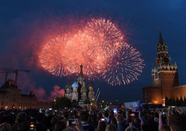 美国向俄罗斯延迟祝贺俄罗斯日