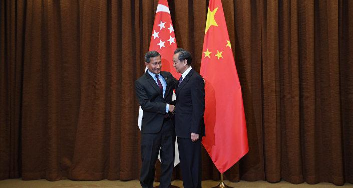 新加坡是否將在中美之間做出選擇?