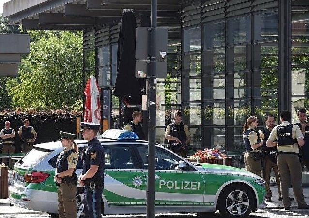 德国警方:没有证据表明慕尼黑火车站枪击事件与恐怖主义有关