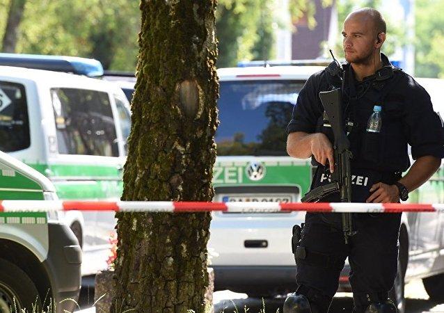 15名警察在德国马格德堡的聚众斗殴事件中受伤