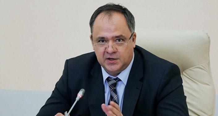 上合组织实业家委员会执行秘书卡纳夫斯基