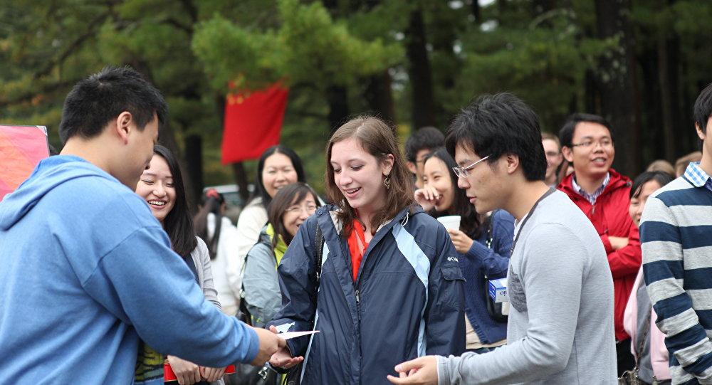 康涅狄格大学 中国学生学者联合会