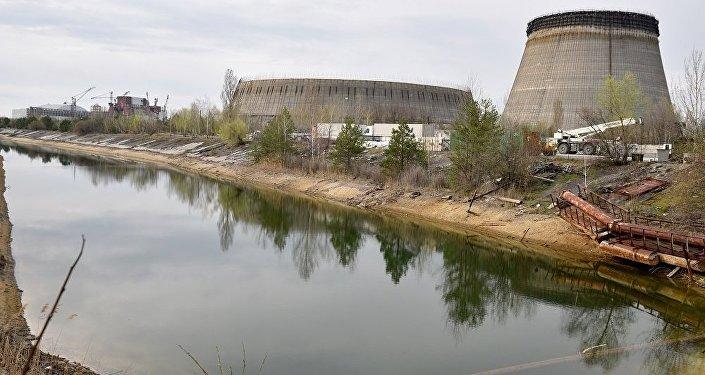 切尔诺贝利核电站3号机组冒烟