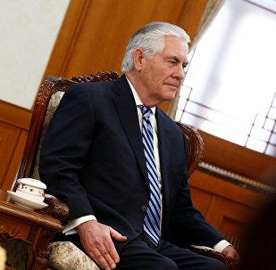 美國陷入驚慌失措:國務卿蒂勒森的矛盾性涉朝聲明意味著甚麼?