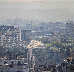 俄国防部:阿勒颇和平脆弱 西部和北部恐怖分子高度聚集