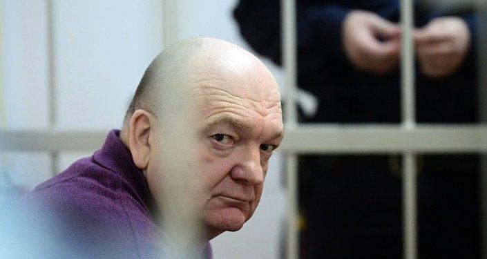 俄联邦处罚执行局前局长因诈骗罪获刑8年