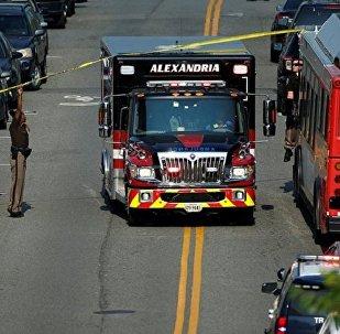 警方:华盛顿郊外枪击案中五名伤者被送医