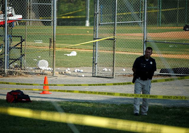 美国华盛顿郊外枪击案伤者中2人伤势危重